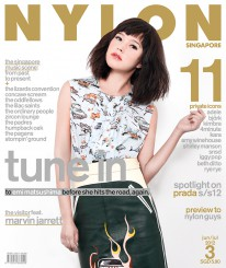 <b><p>DJ, model and booking manager of Zouk, Emi Matsushima, is a fitting cover girl for our June/July music-themed issue. This one&#8217;s jam-packed with music features, including a 16-page spread on the Singapore music scene from past to present. We also feature the hottest names in international music the likes of Adele, Björk, Kimbra, Amy Winehouse, SNSD, Iggy Pop, and Beth Ditto. Oh, and we had a chat with Marvin Scott Jarrett, who was here for a weekend.</p>