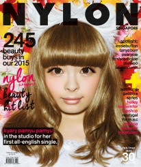 <b><p>Our #30 Feb/Mar issue features our annual NYLON Singapore Beauty Hit List! This year, we get our six judges to rate more than 200 recent beauty launches, to reveal the best in skincare, makeup and haircare. We also speak to six international beauty bloggers and vloggers who are making waves in both the virtual and real worlds, and ask about their product recommendations and beauty tips and tricks. The issue features the Samsung Galaxy A series, Hailey Baldwin for Topshop, the M.A.C x Nastygal collection, Melissa shoes for Maleficent and more, and our cover girl and Harajuku superstar Kyary Pamyu Pamyu tells us about her first all-English single.</p>