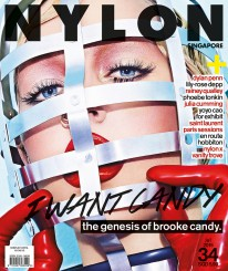 <b><p>The provocative Brooke Candy fronts our No Biz Like Show Biz cover, and tells us about keeping it real without any self-censorship. Other stars to look out for in this issue: Dylan Penn, Lily-Rose Depp, Rainey Qualley and Phoebe Tonkin&#8217;s beauty looks and how to copy them, Yoyo Cao of homegrown label Exhibit, and the up-and-coming French pop musicians of the Saint Laurent Paris Sessions. Also, take a tour through the unbelievably picturesque &#8220;Real Middle Earth&#8221;, also known as New Zealand.</p>