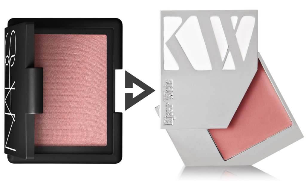 blush swap