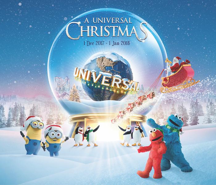 A Universal Christmas - Key Visual 2
