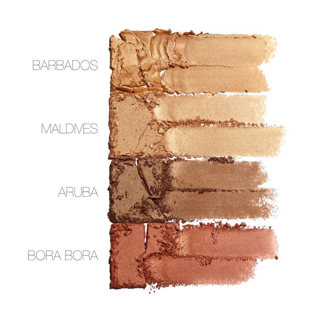 Huda-Beauty-Bronze-Sands-3D-Highlighter-Palette-Swatches (1)