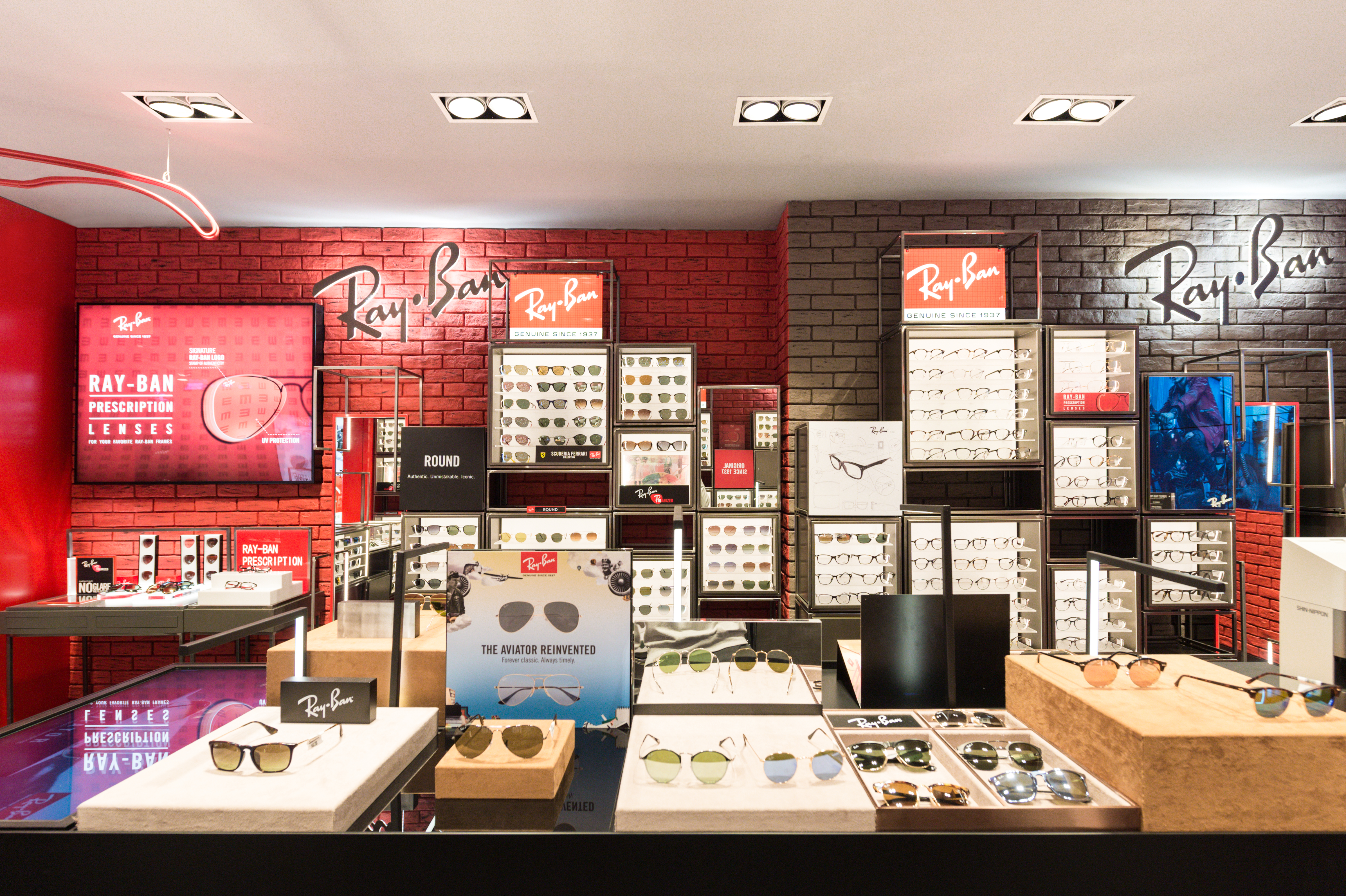 3deeeba5c4 Check Out Singapore s First Ray-Ban Store Today - NYLON SINGAPORE