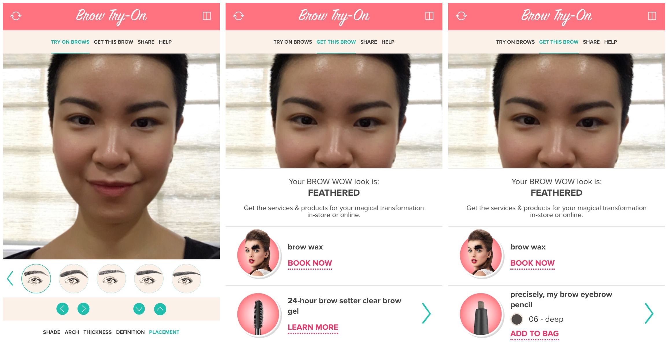 Find Your Best Brow Shape With Benefit Cosmetics New Virtual Tool