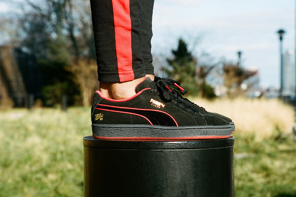 e219160b082 fubu-puma-suede-release-date-price-08. The collection also presents us with  tracksuits in the classic ...