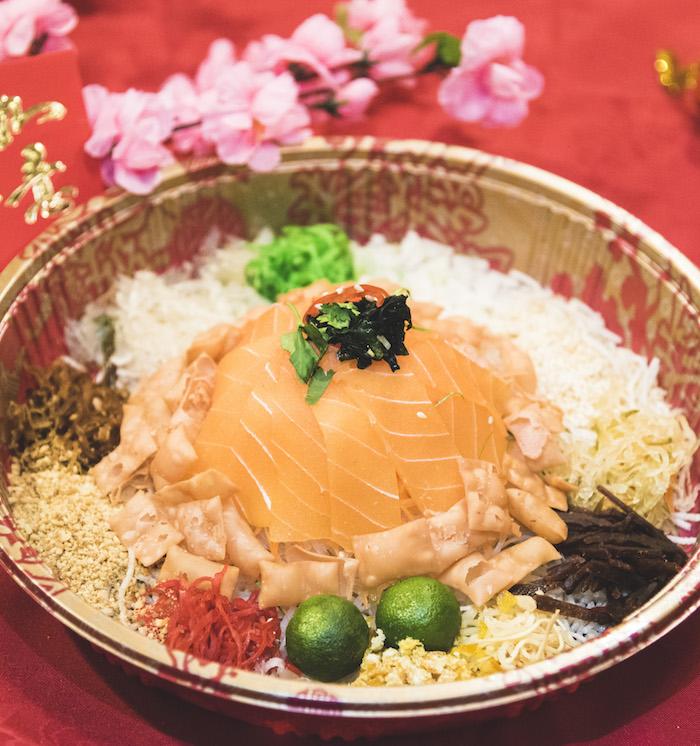 Greendot Yu Sheng ($28)