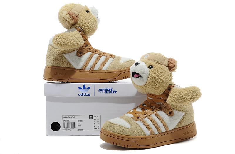 Jeremy Scott Teddy Bear Shoes For Sale