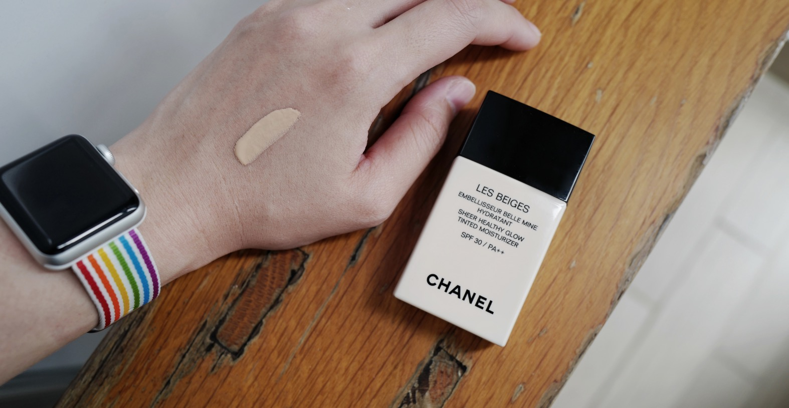 d0e636d195bcab BEAUTY TUTORIAL: Healthy (and healthy-looking) skin with CHANEL LES ...