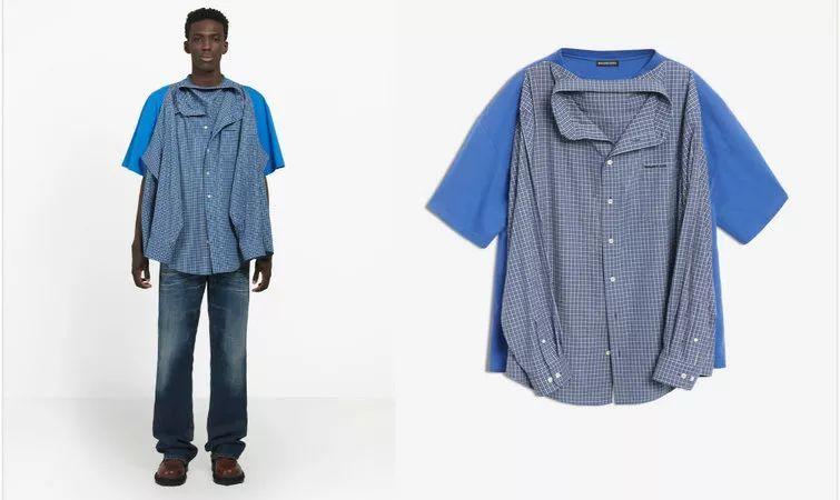 ef9a6195c32 We Recreated Balenciaga s T-shirt Shirt