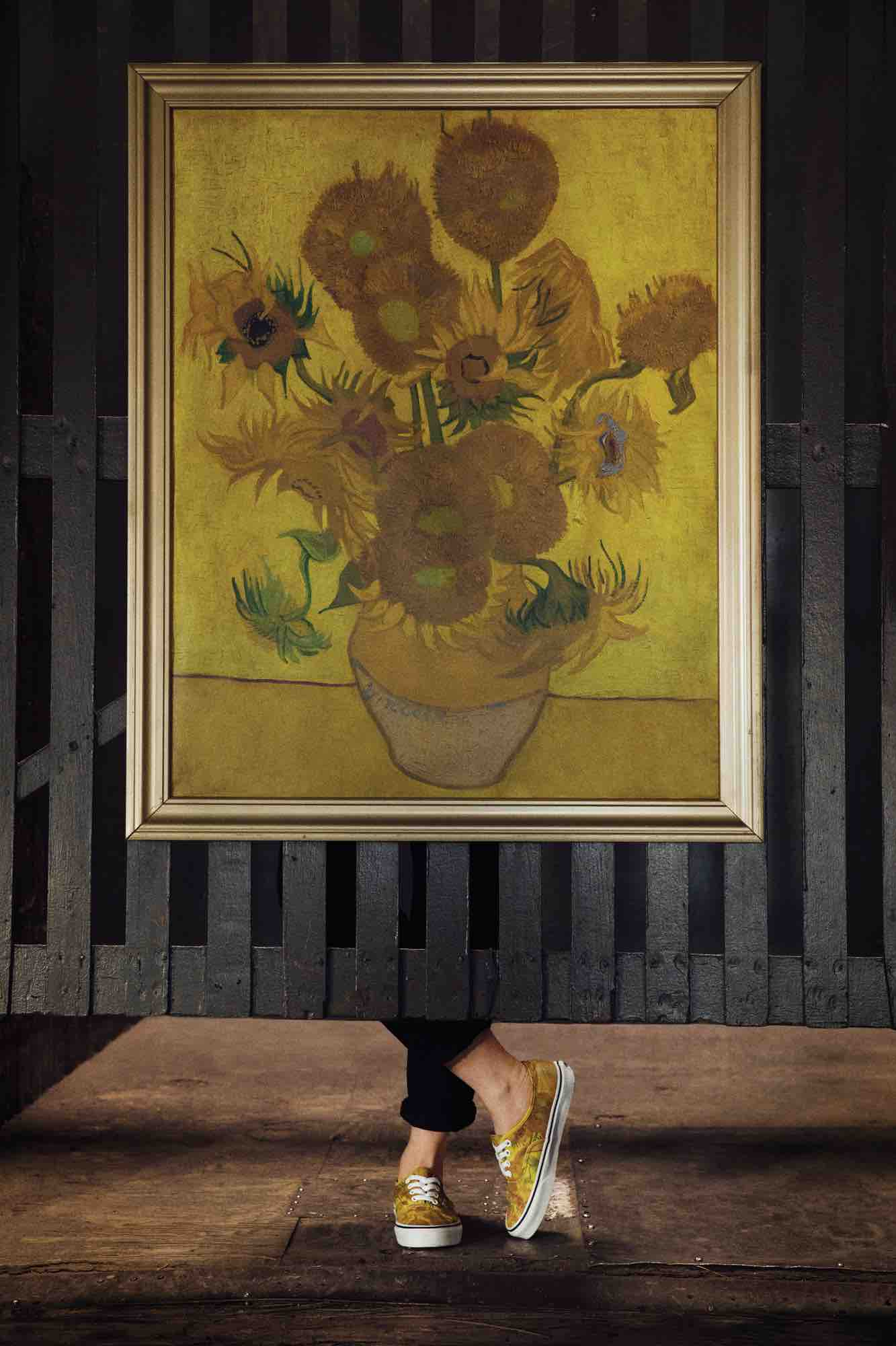 Surely you re no stranger to Dutch post-impressionist painter Vincent van  Gogh. One of the most famous artists in Western art 5aa720772