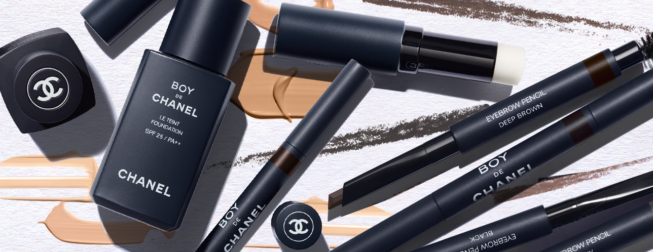 422e836656 Chanel Breaks Boundaries With New Makeup Line for Men