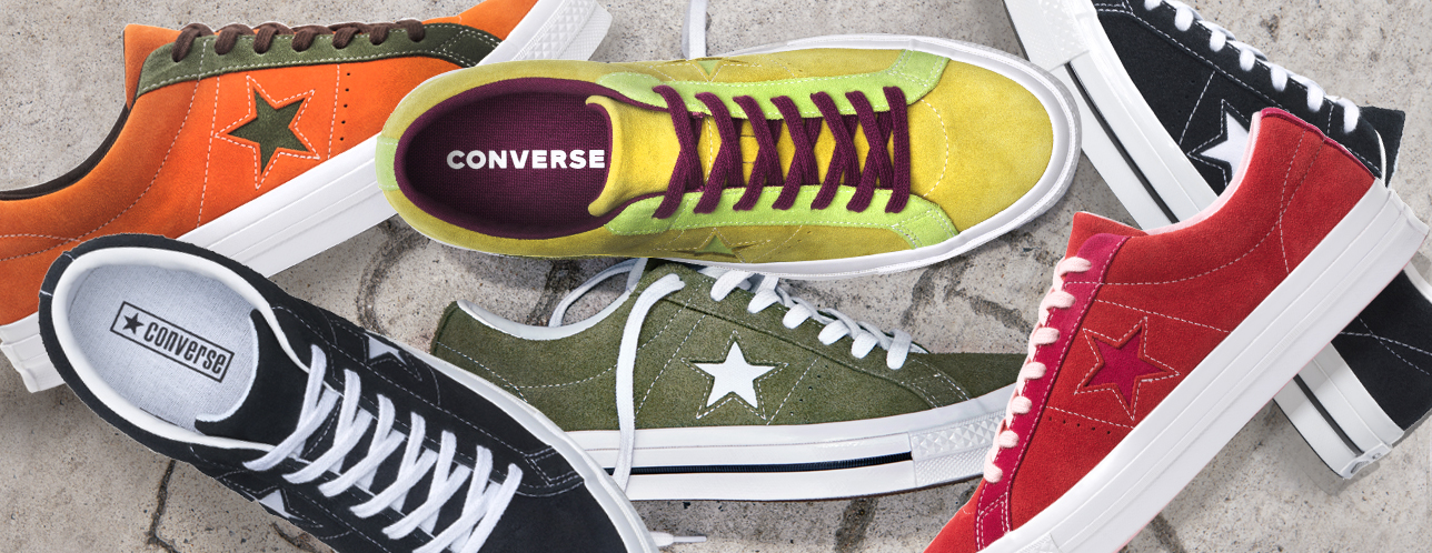 fc178b25b4c74c The Converse One Star Carnival Collection Is Full Of Spunk And Attitude