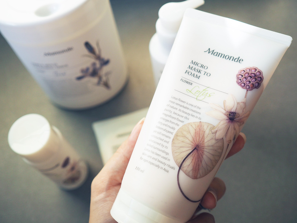 Review I Tried A Full Face Of Mamonde For A Month