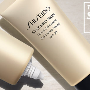 The NYLON Team Wears Shiseido's Tinted Gel Cream For the Day