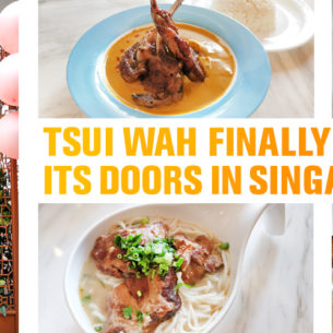 Hong Kong Teashop Tsui Wah Is All About Affordable Comfort Food