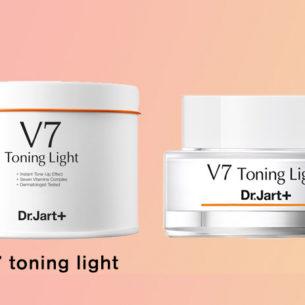 Review: Dr Jart+ V7 Toning Light