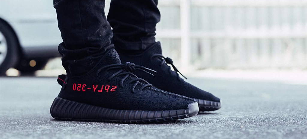 c5558994340ca The Yeezy Boost 350 V2 Black Red is Dropping in Singapore This Week ...