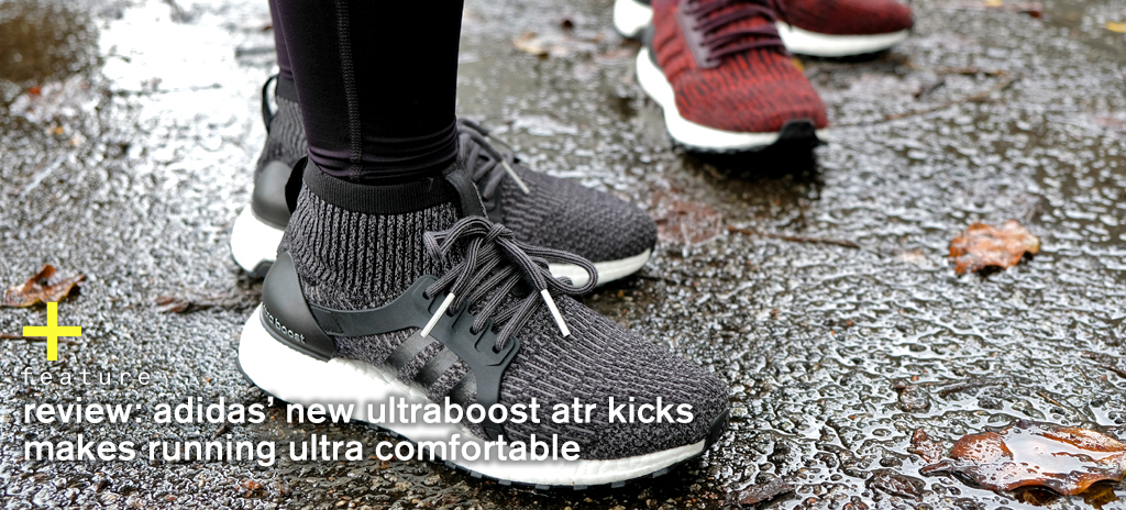 5423fefc6fc0c Review  Adidas  New UltraBOOST ATR Kicks Makes Running Ultra Comfortable