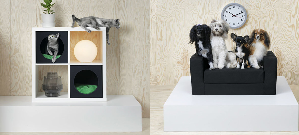 Ikea Launches Ridiculously Cute Pet Furniture Range For Animal