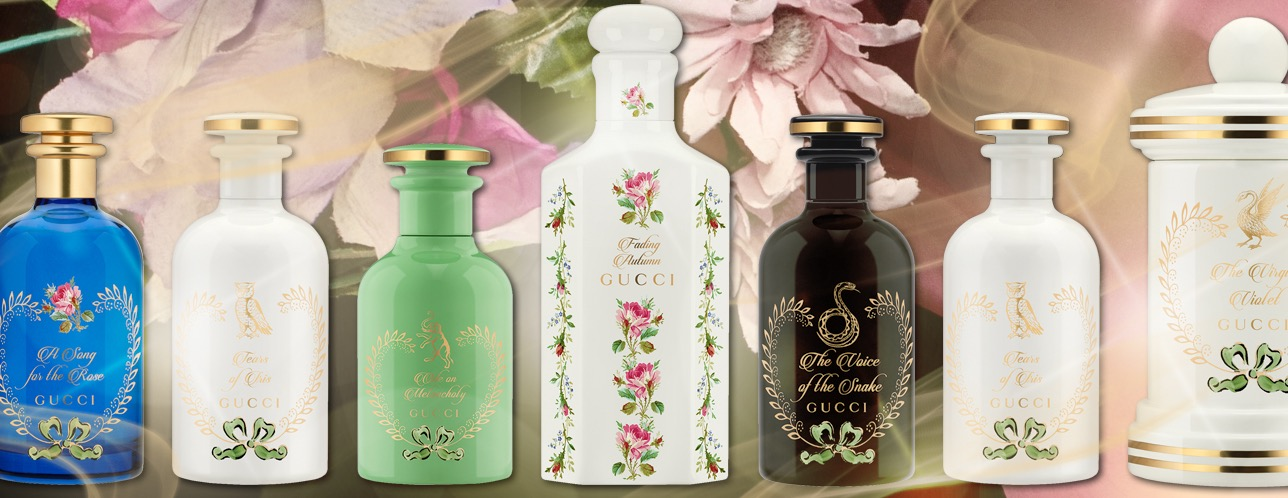 Spring Into The New Season With Gucci s Latest The Alchemist s Garden  Fragrance Collection 376bca63123