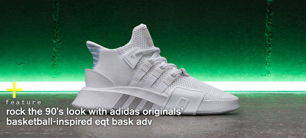 new arrival f2759 04993 Rock the 90's Look with adidas Originals' Basketball ...