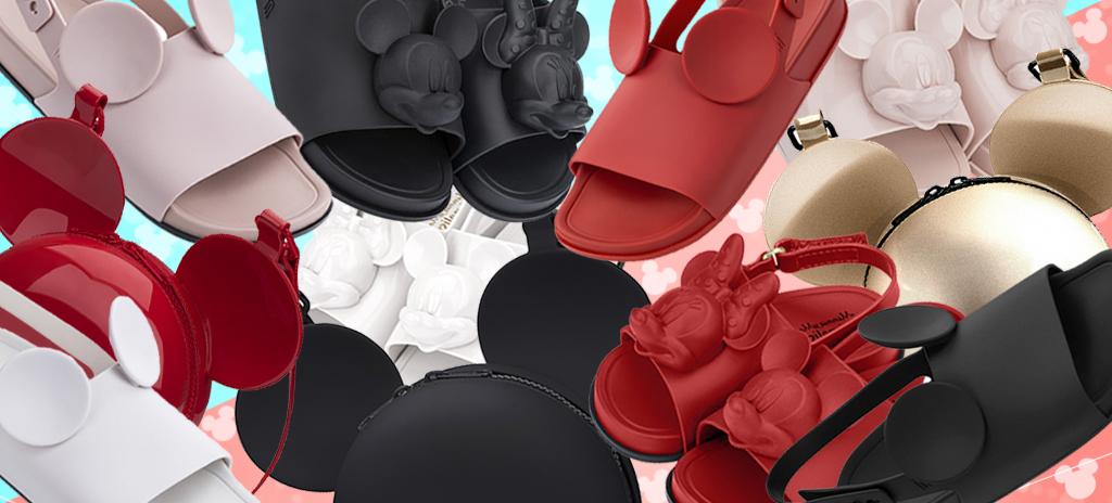 c0cfa03261 Go Disney With Melissa s February Launch - NYLON SINGAPORE