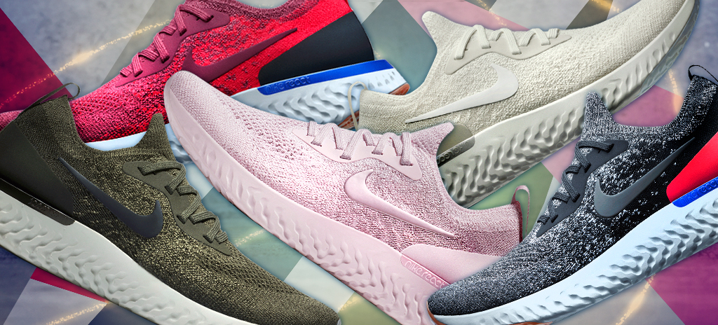 450e55191ffd Reignite Your Passion For Running With Nike s Epic React Flyknit - NYLON  SINGAPORE