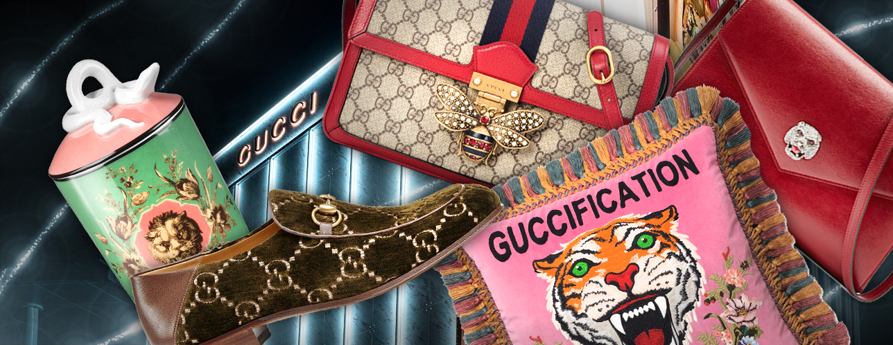 fb39bc3e218 We re Going Gaga Over Gucci s Revamped Store and New Items