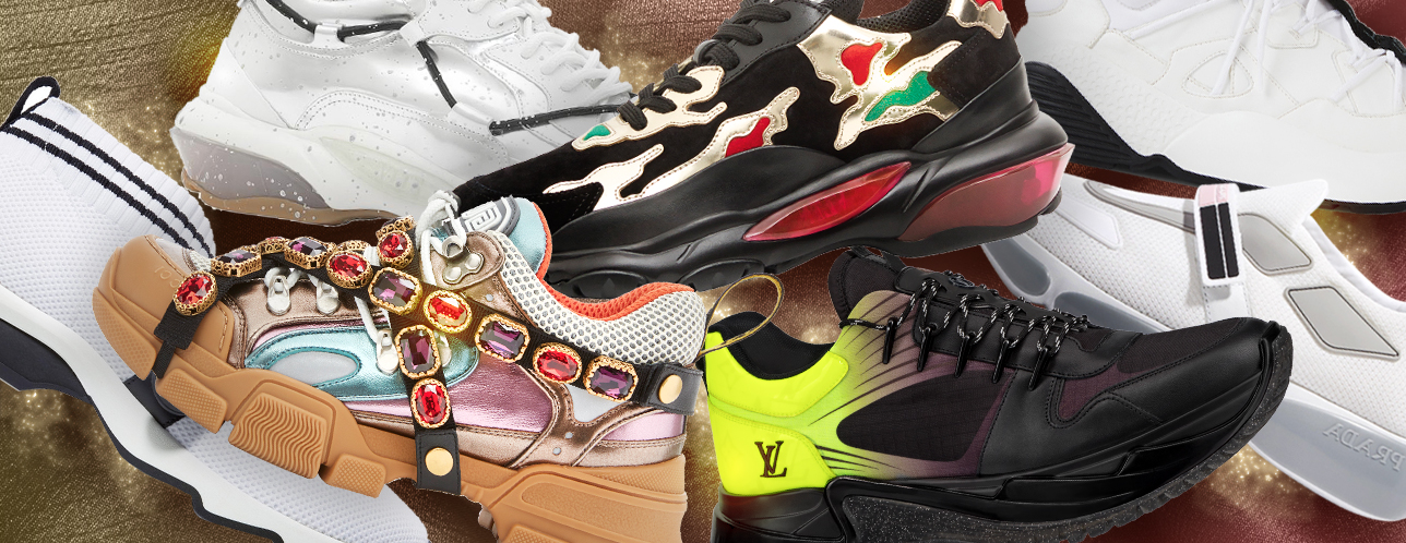 4d513db6a6f Roundup: Here Are 10 Of Our Favourite Luxury Sneakers