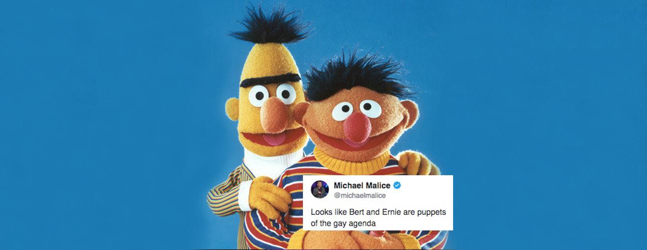 Bert ernie homosexual relationship