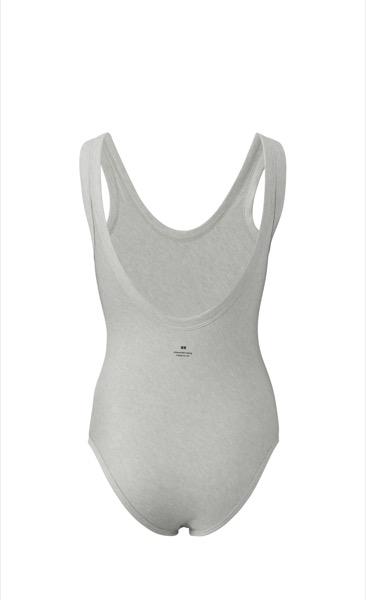 AW HEATTECH Ribbed Sleeveless Bodysuit $49.90