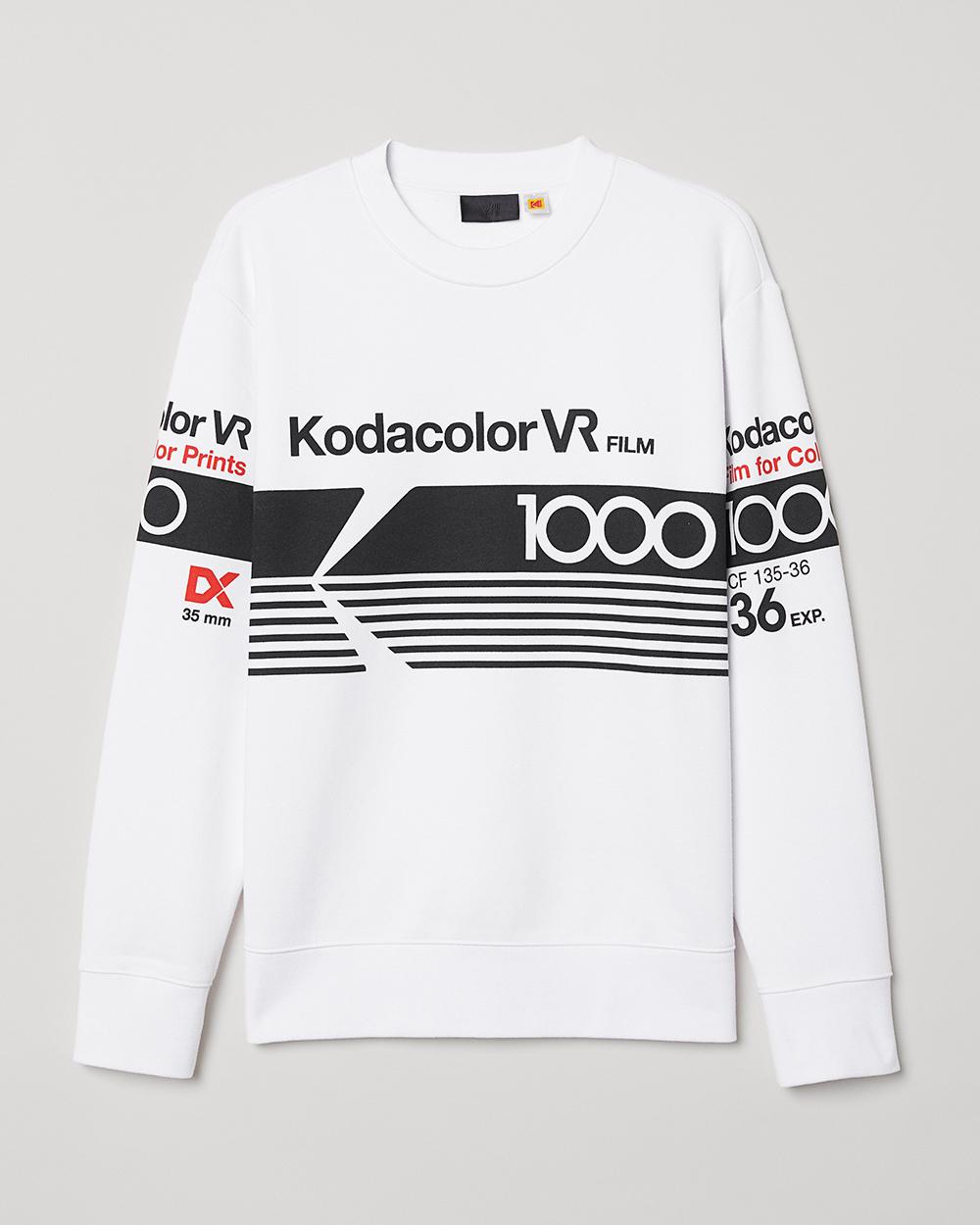 Printed Sweatshirt, $44.95