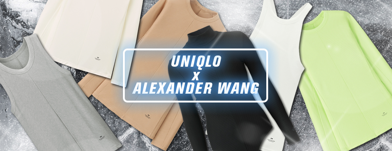 75777db04c Keep Warm Down To Your Undies With Alexander Wang x Uniqlo