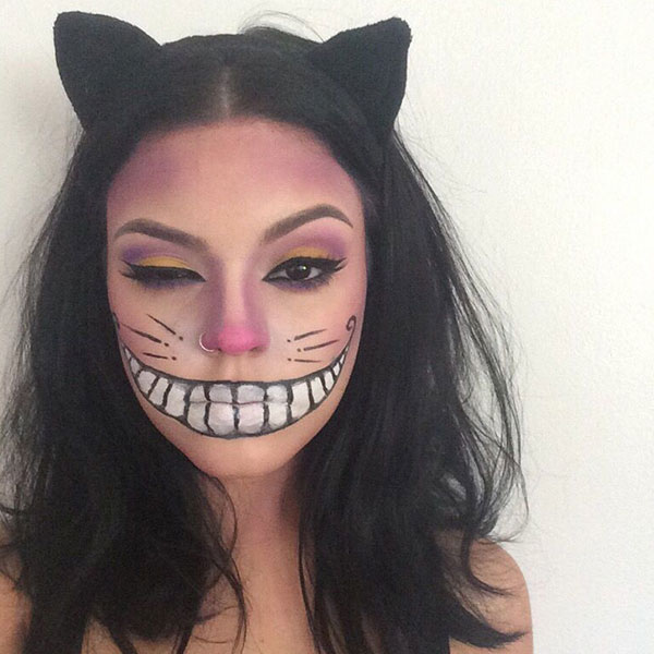 4. Cheshire the Cashmere Cat from Alice in Wonderland
