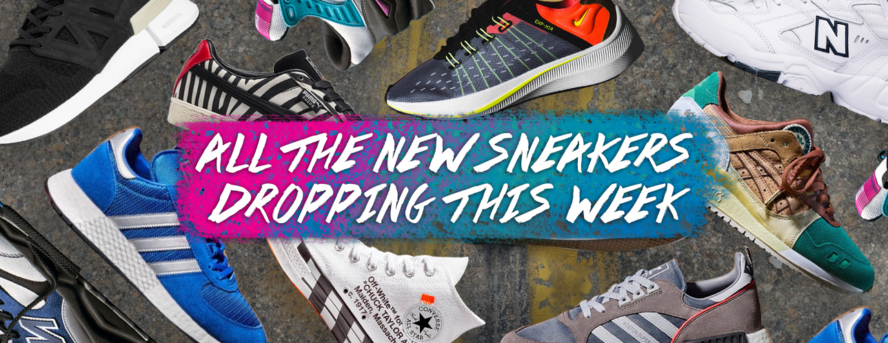 14bc85848b8f October Sneaker Roundup  Hype Sneaker Collabs And Stylish Kicks That We re  Eyeing