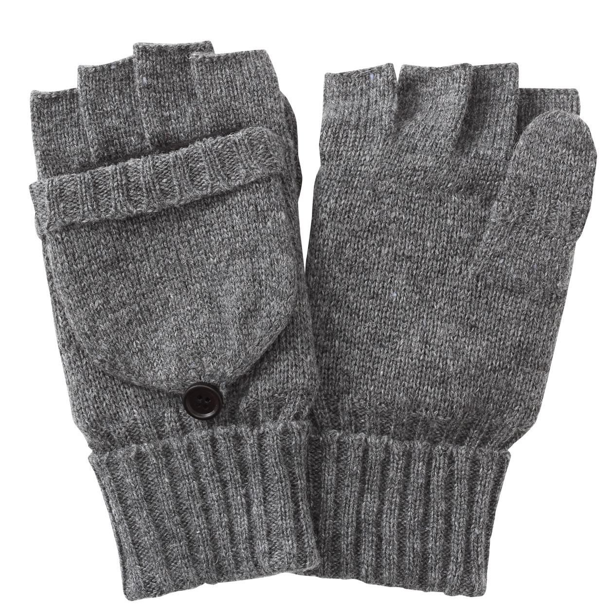 Half Finger Mittens Glove U.P. $29 (Less 10%)