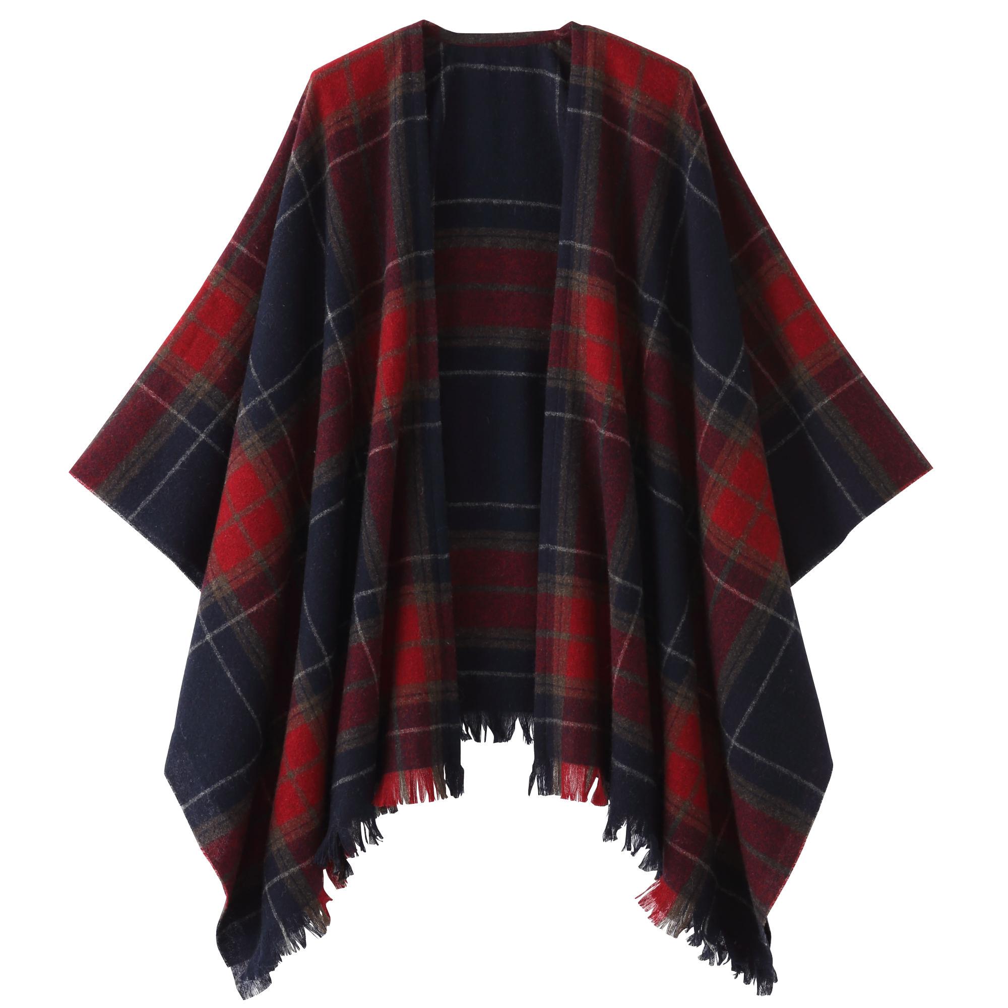 Yak Wool Large Multi Cape Stole U.P. $79 (Less 10%)