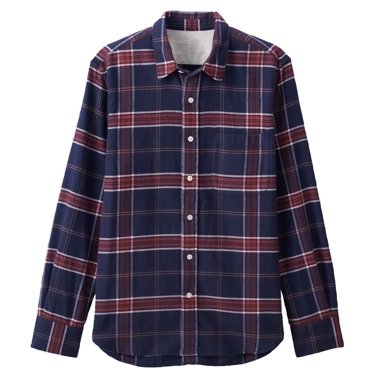 Men's Flannel Series, U.P. $39-$59 (30% OFF)
