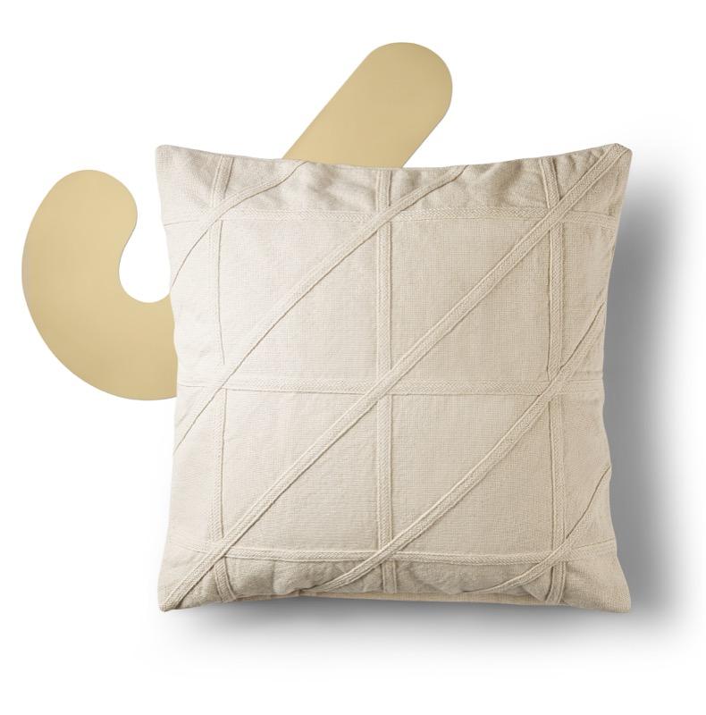 Organic Cotton Cushion Cover, Less 10% (U.P. $39.90)