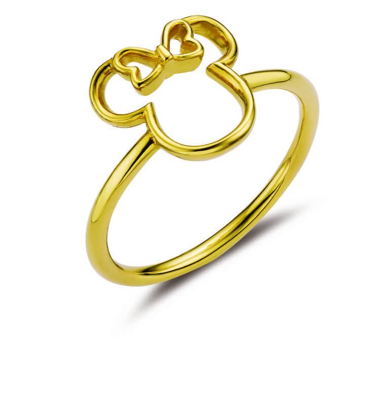 Oh It's Minnie Ring (S$290)