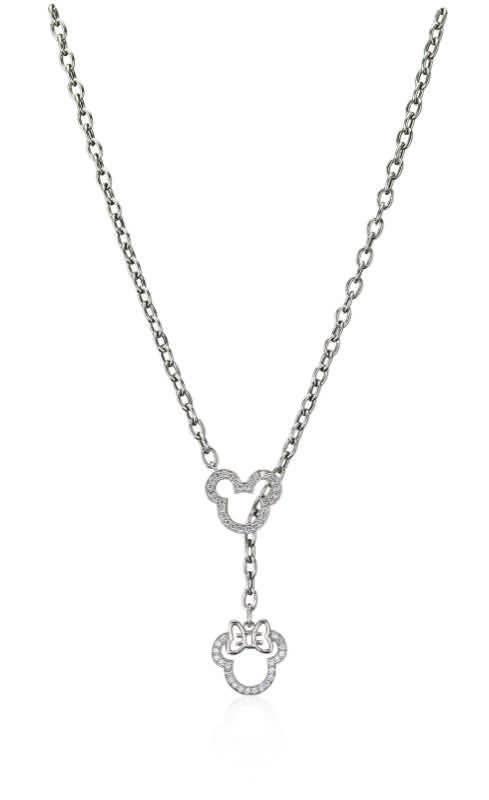Shine Like Mickey & Minnie Necklace (S$2,800)