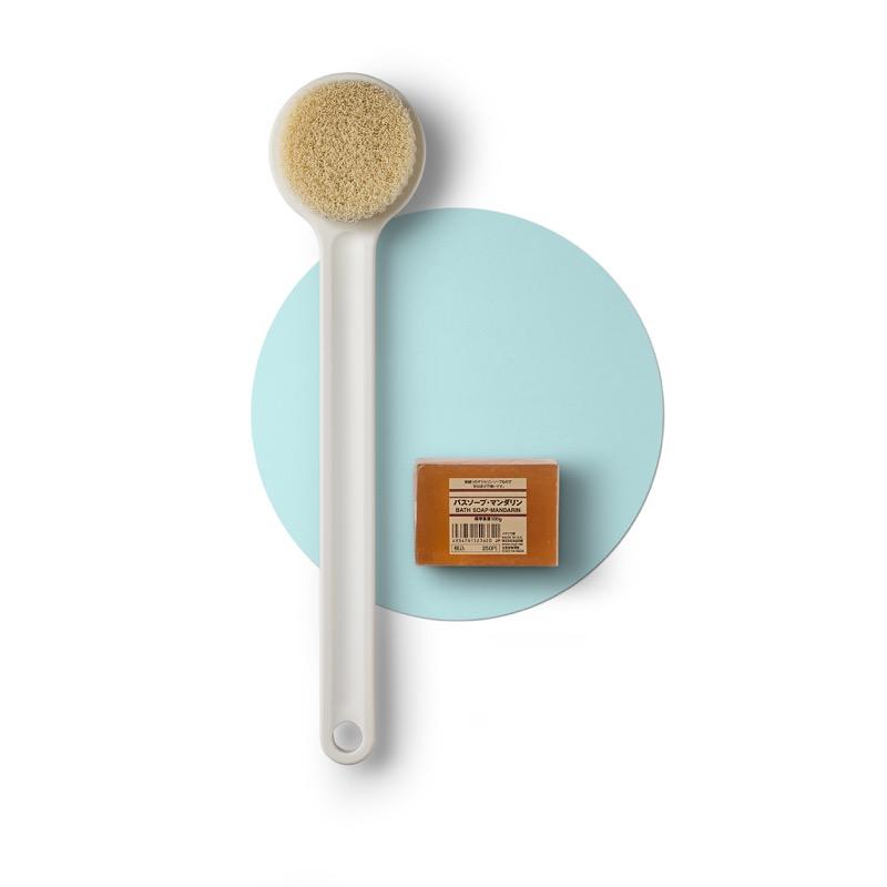 Shower Brush & Soap Set, $19.90 (U.P. $22.30)