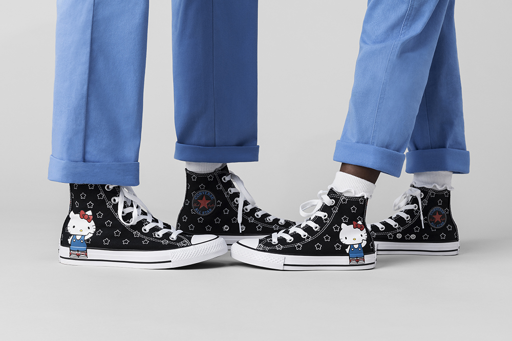 1735b9edace89e Converse Drops Another Edgy Yet Adorable Hello Kitty Sneaker Collection