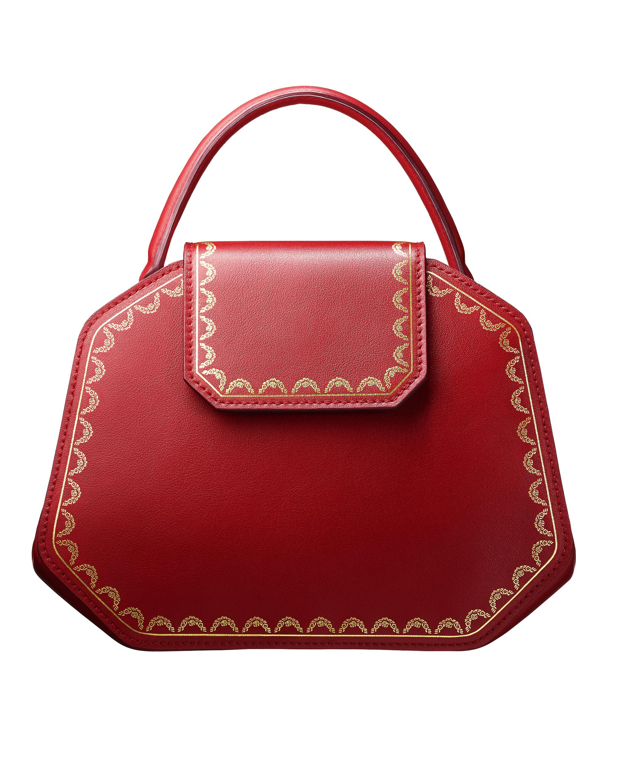 CartierGuirlande deCartier Mini in Red, $2,770