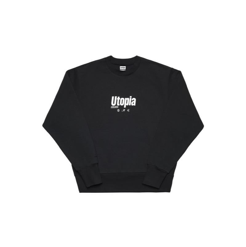 Crewneck Sweater (Black), $54.95