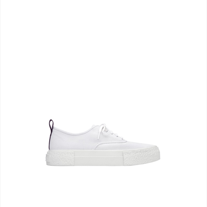 Canvas Sneaker (White), $94.95