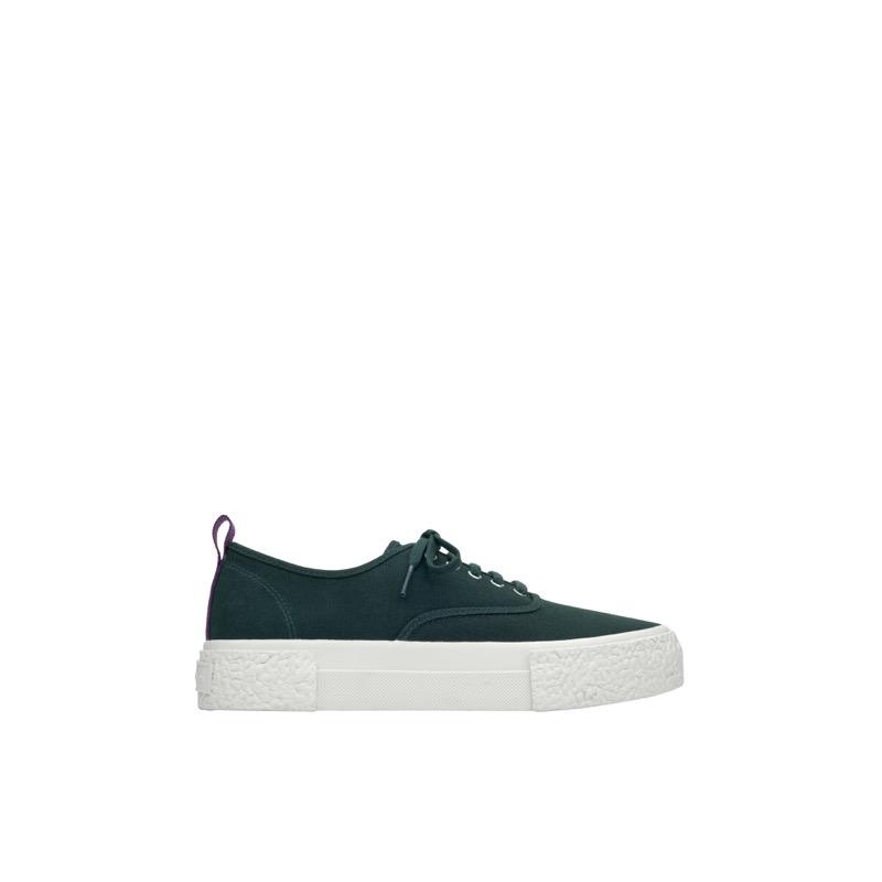 Canvas Sneaker (Green), $94.95