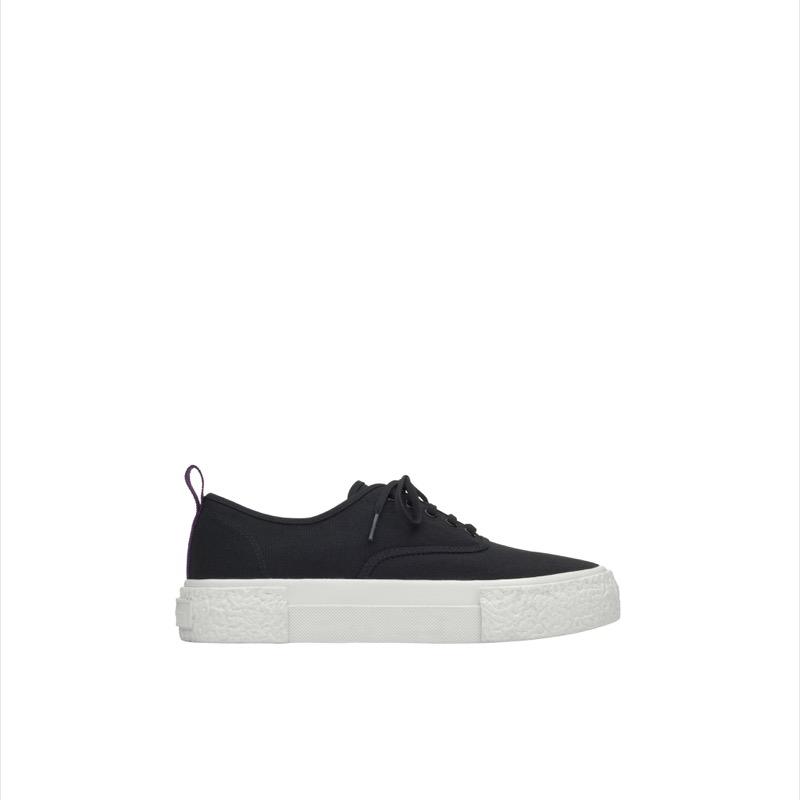 Suede Sneaker (Black), $139