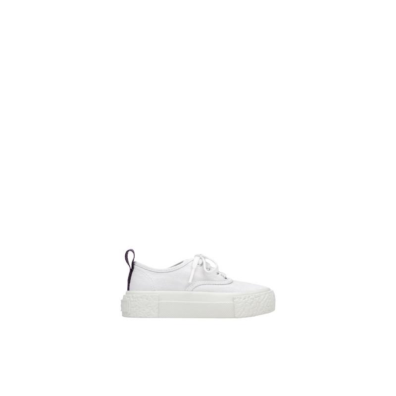 Canvas Sneaker (White), $54.95