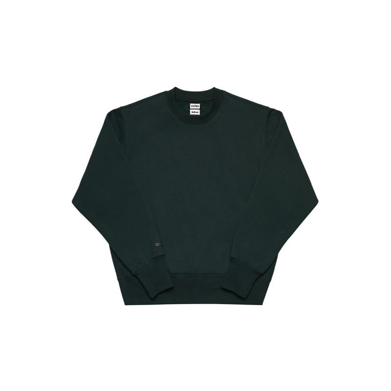 Crewneck Sweater (Green), $54.95